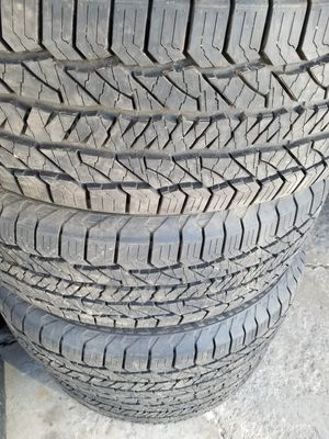 Photo 275 55 r20 Hankook Dynapro Tires