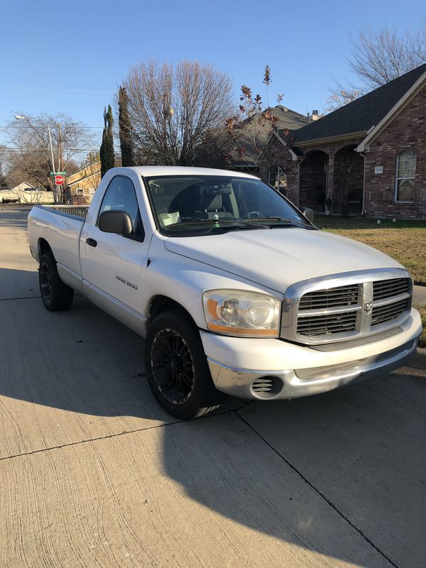 2006 Dodge Ram 1500 For Sale In Irving Tx Offerup