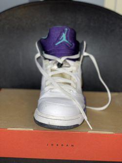 Air Jordan 5 Retro Grape 2013 Thumbnail