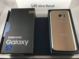 Samsung Galaxy S7 unlocked new for Sale in Silver Spring, MD