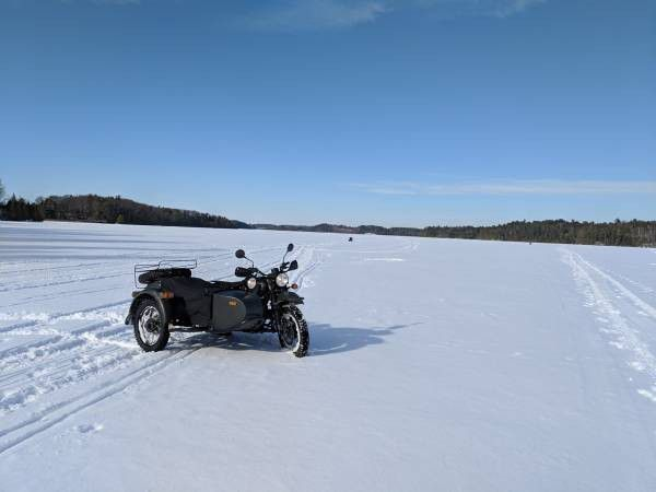 Photo 2016 Ural Gear Up 2WD Sidecar Motorcycle