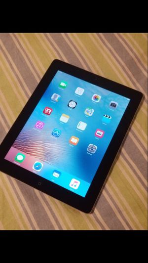IPad 4 , 4th Generation. Cellular and Wi-Fi Internet access. Unlocked. 9.7 inch big size iPad ( Usable with Sim and Wi-Fi)As Like Almost New for Sale in Springfield, VA