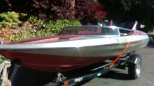 Jetster 16ft jet boat for Sale in Seattle, WA