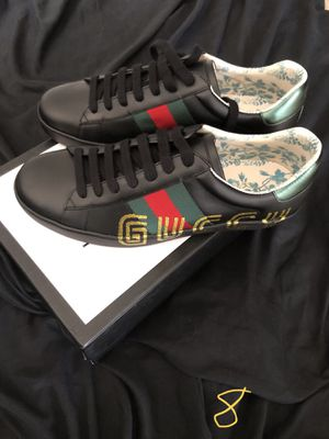 Gucci sneakers 🔥 for Sale in Gaithersburg, MD