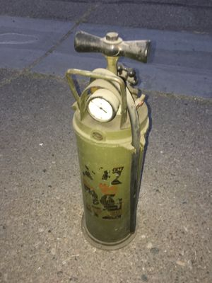 WWII Military Fire Extinguisher for Sale in Salt Lake City, UT