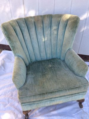 Fantastic Vintage Channel Back Chair For Sale In Beaumont Ca Offerup Download Free Architecture Designs Scobabritishbridgeorg