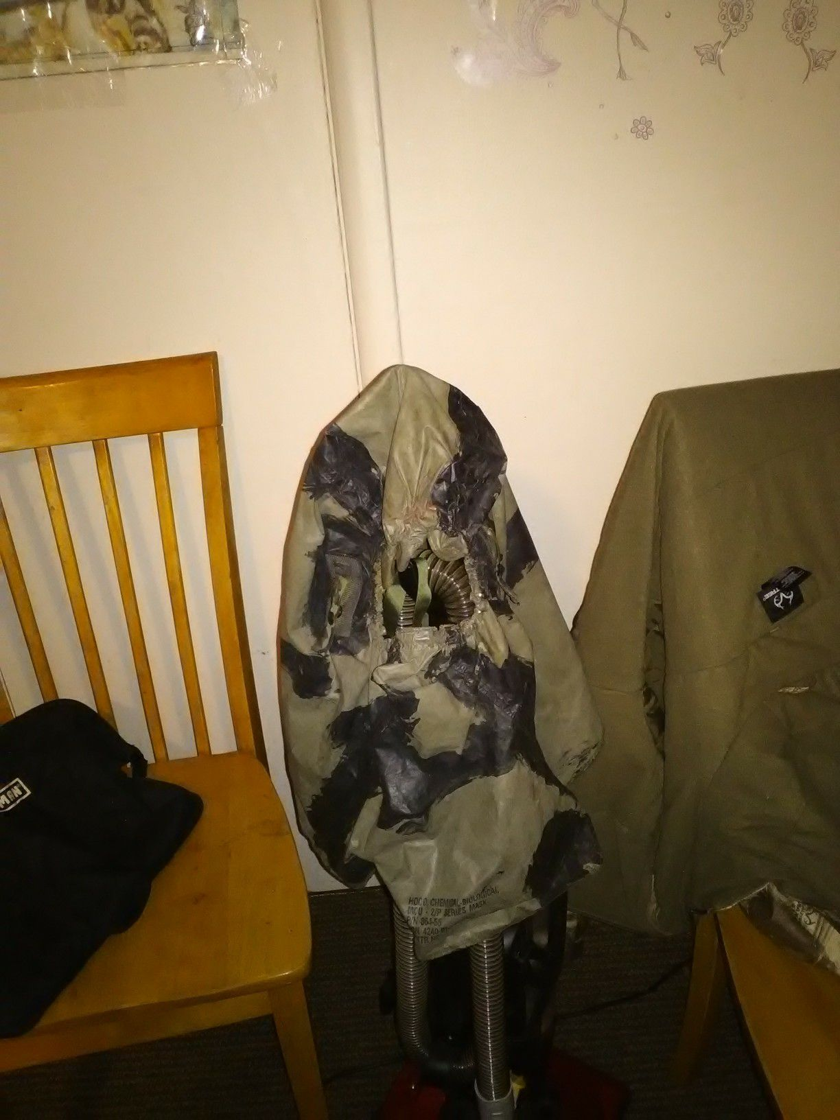 Photo Looking to sell this rain hood it would be good for the right person that likes to be outdoors I do ever use it anymore I dont have the need for it