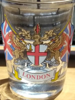 London Liquor Shot Glass Collection for Sale in El Paso, TX