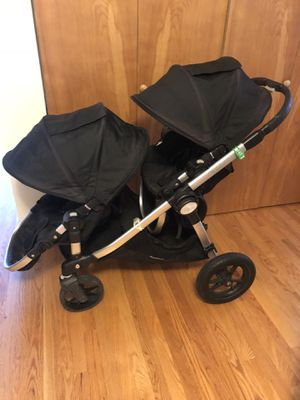 City Select Double Jogger Stroller for Sale in Boston, MA