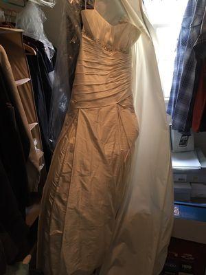 Lee Ann Belter wedding dress brand new custom Isabella for Sale in Portland, OR