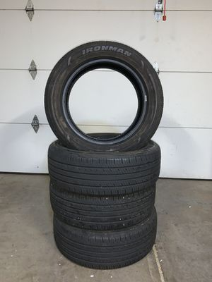 Photo Ironman Tires 205/55 R16
