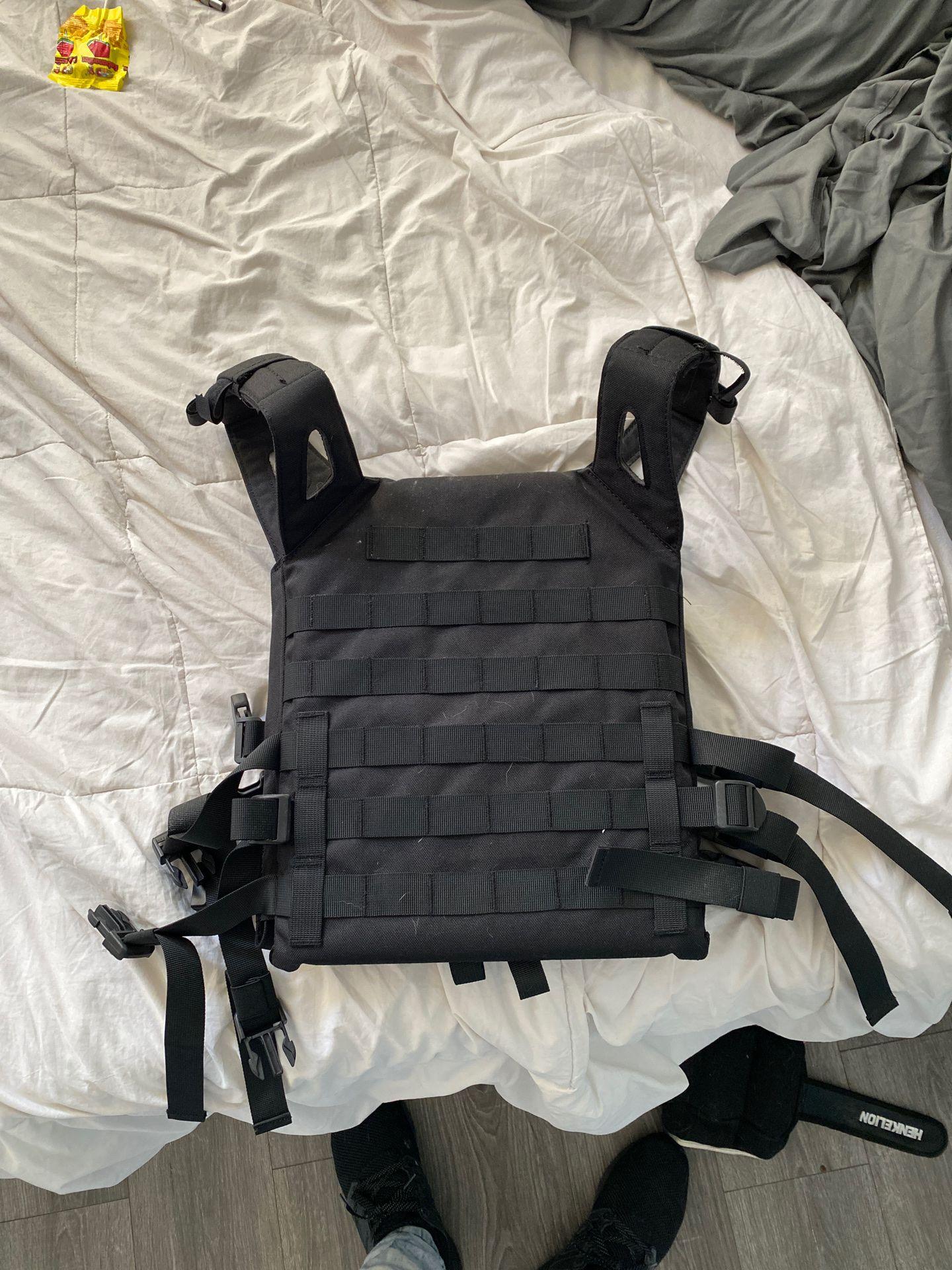 Air soft vest