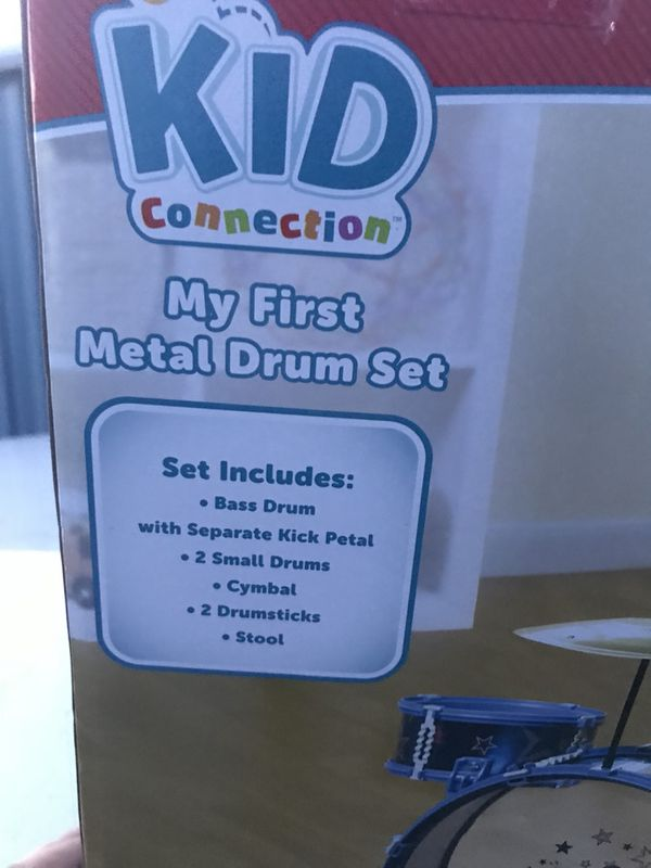 My First Metal Drum Set New In Box For Sale In Murfreesboro Tn