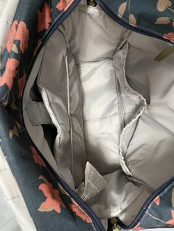 JJ Cole Disper Bag-Floral Thumbnail
