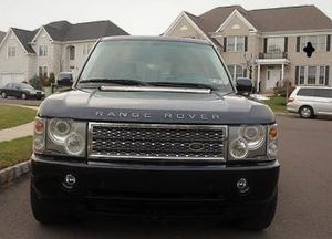 Nice Suv 2oo5 Range Rover HSE automatic for Sale in Washington, DC