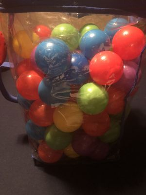 Bag of balls over 50 for Sale in Round Rock, TX