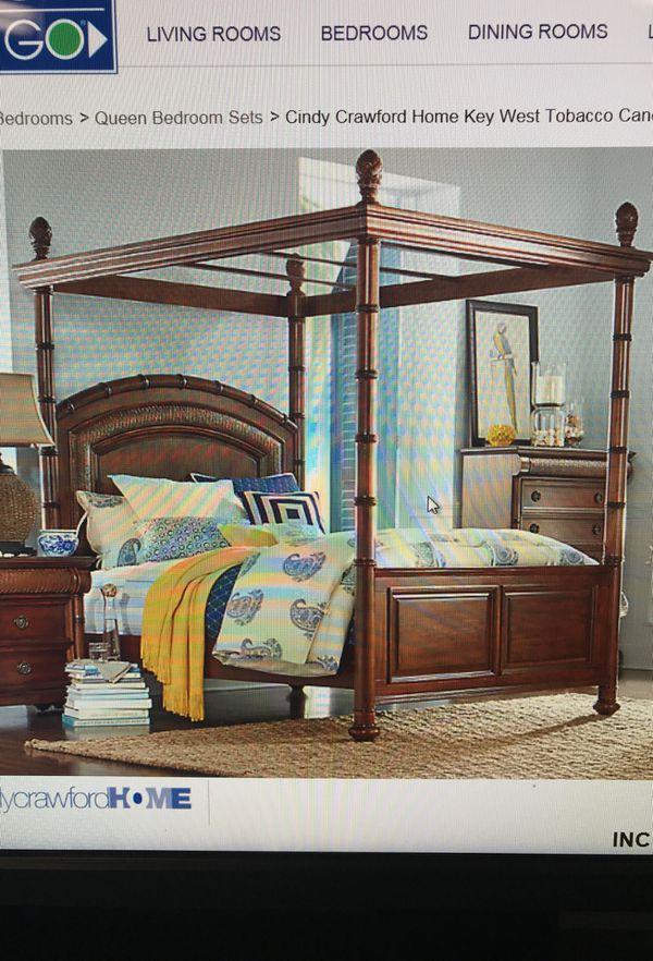 Cindy Crawford Key West Bedroom Set