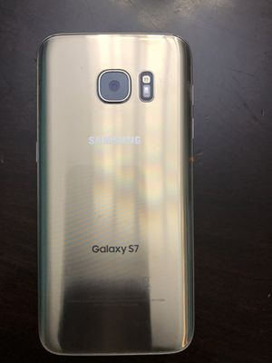 Sprint Samsung S7 Unlocked for Sale in Manassas, VA