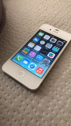 iPhone 4 8gb white Thumbnail