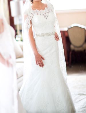 Lace Vintage Wedding Dress Size 2 For In Concord Nc