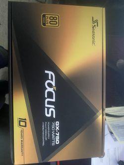 Seasonic Focus 750w 80+ Gold Thumbnail