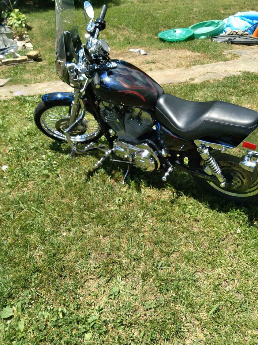 Photo 05 Harley Davidson sportster