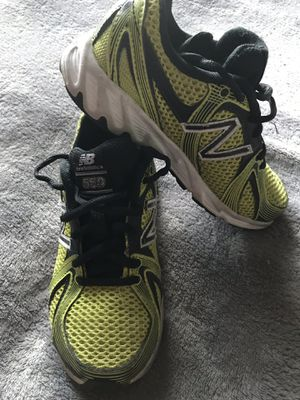 New Balance 550 Boys Running Tennis Shoes Size 12 Kids Clothes for Sale in Lincolnia, VA