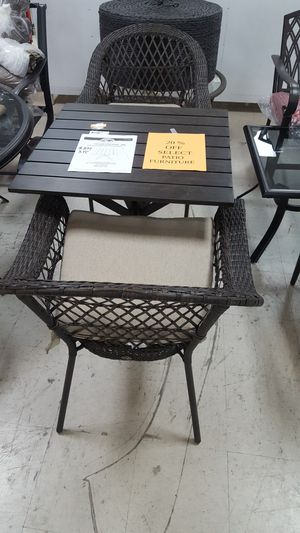 6 Pc Patio Set With Umbrella: New And Used Patio Furniture For Sale In Orlando, FL