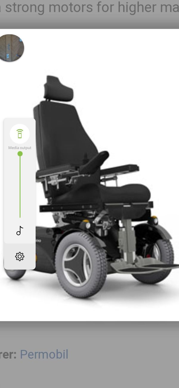 Premobil c500 electric wheelchair for Sale in Marlboro Township, NJ -  OfferUp