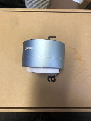 Lenrue Bluetooth speakers for Sale in Alexandria, VA