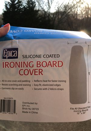 FREE never used Ironing board cover for Sale in Fairfax, VA