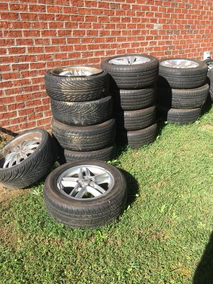 Wheels FS Land Rover and Aftermarket chrome wheels for Sale in Midlothian, VA