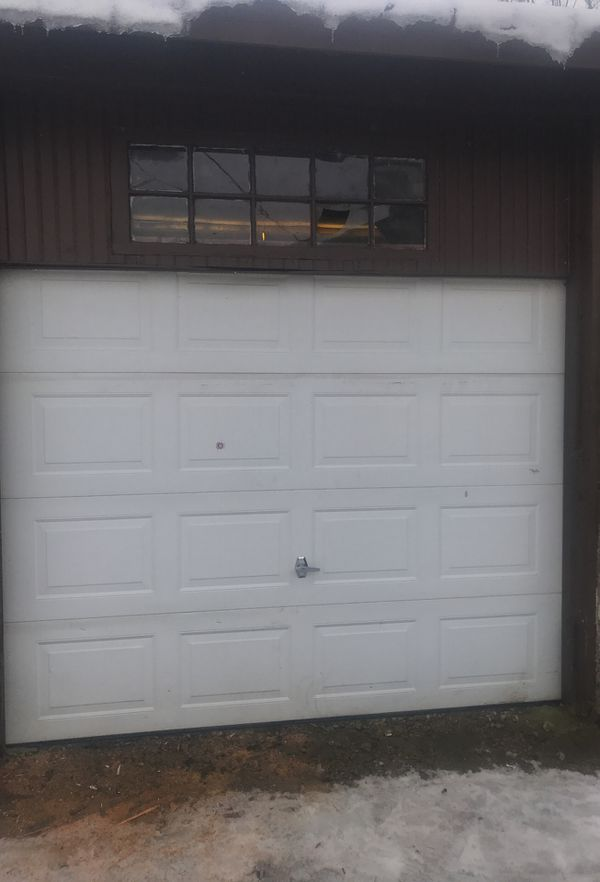 Wayne Dalton Garage Door 9x7 For Sale In Frazeysburg Oh Offerup