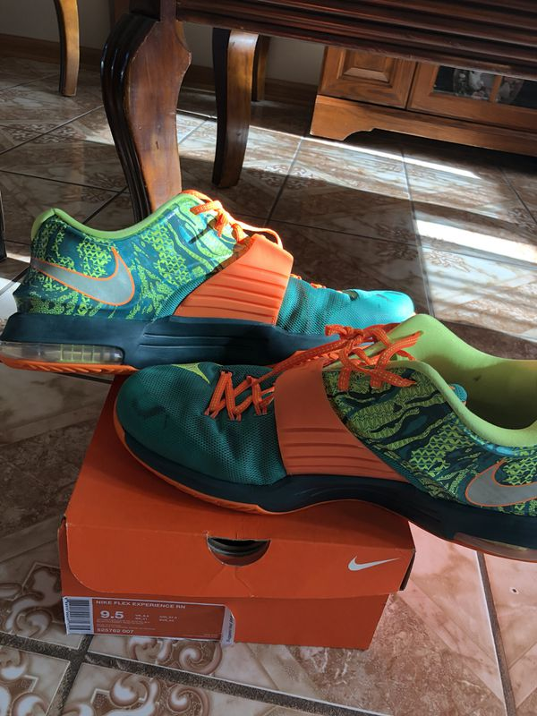 76bf4bc99adb Kd 7 weatherman Nike basketball shoe size 14 in rep box for Sale in Villa  Park