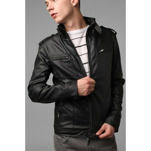 2a2085d02 Charles 1/2 faux leather moto jacket for Sale in Santa Fe Springs, CA -  OfferUp