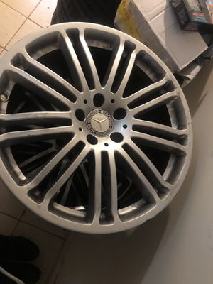 Mercedes Benz S Class Rims 19 OEM for Sale in Washington, DC