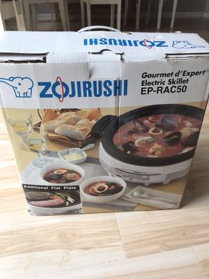 Electric Skillet perfect for hot pot and korean bbq for Sale in North Potomac, MD