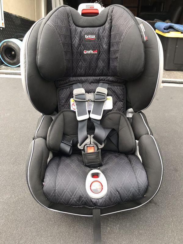 Britax Advocate Click Car Seat