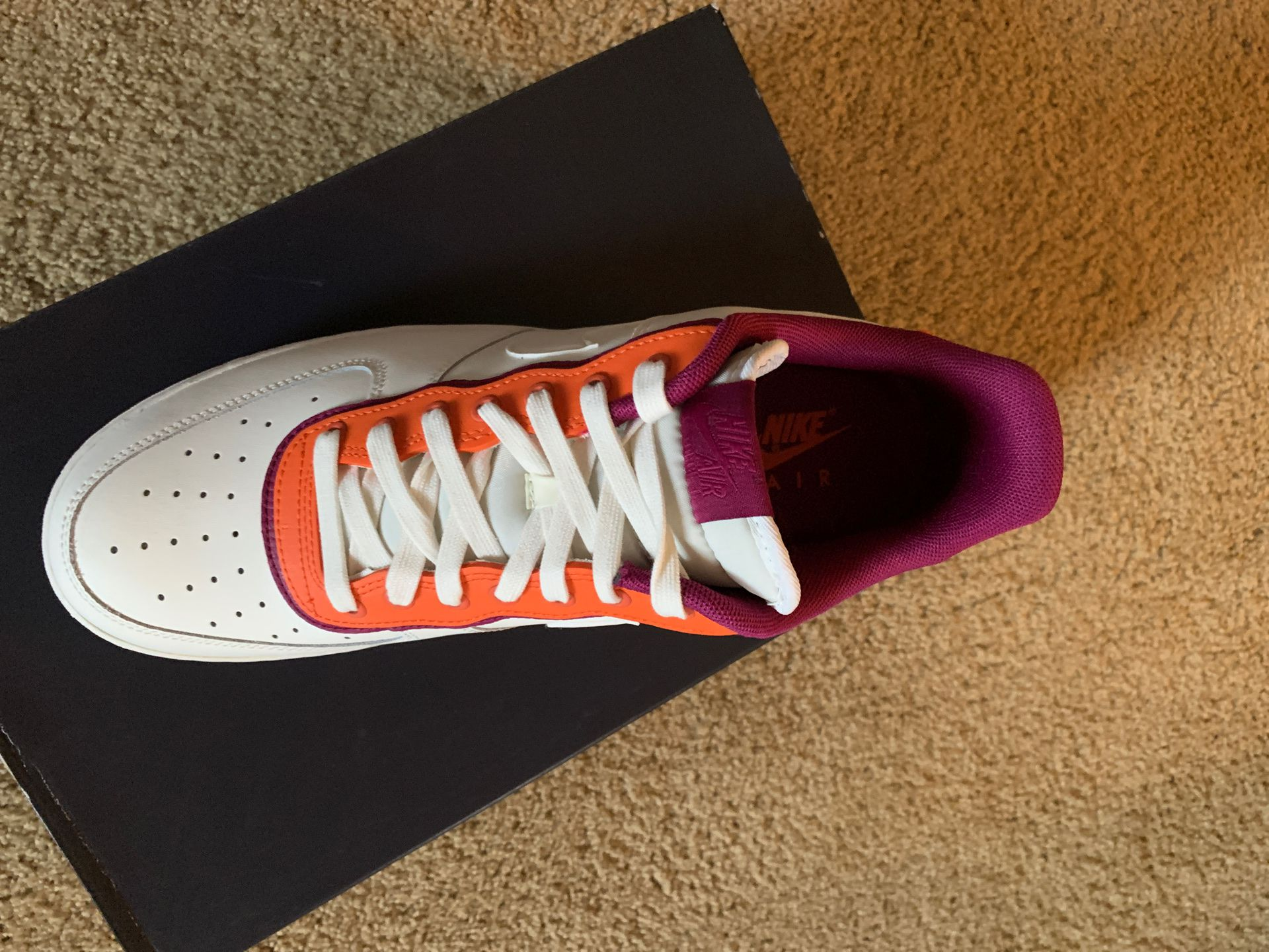 Air Force one SAIL SIZE 12