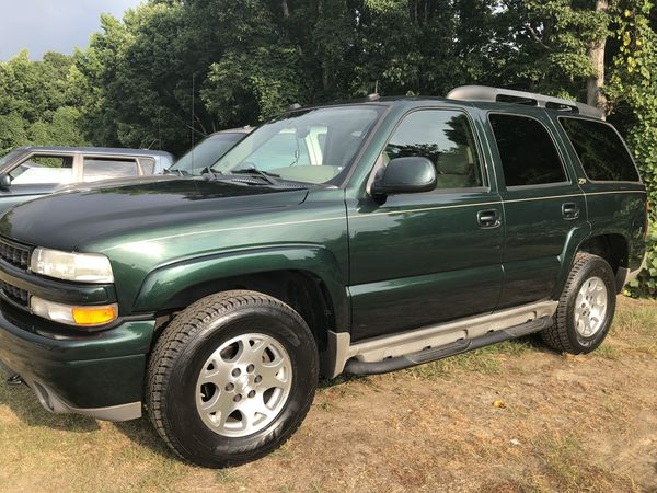 2004 Chevy Tahoe Z71 For Sale In Denver Nc Offerup