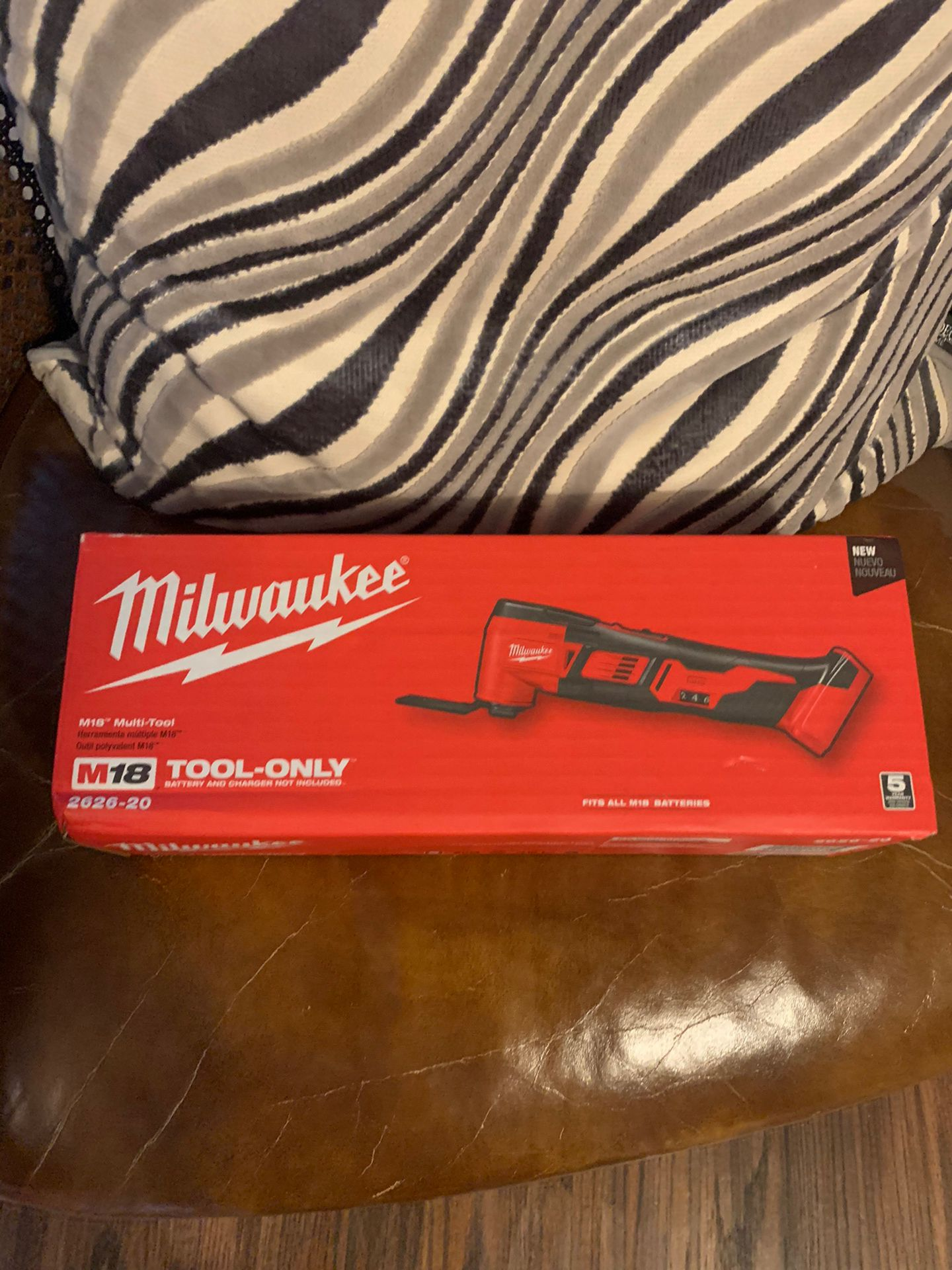"Milwaukee M-18 Multi Tool ""Tool Only"""