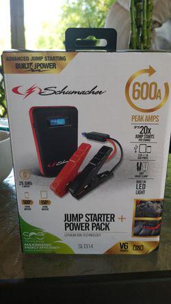 Jump Starter Plus Power Pack Thumbnail