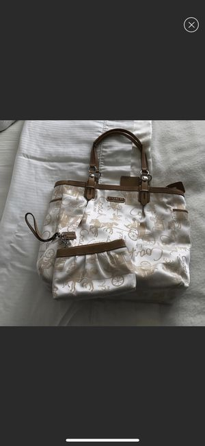 Coach Carriage & Horse Purse for Sale in Lowell, MA