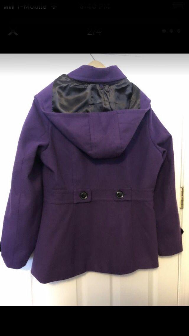 Coat Size Medium     Each