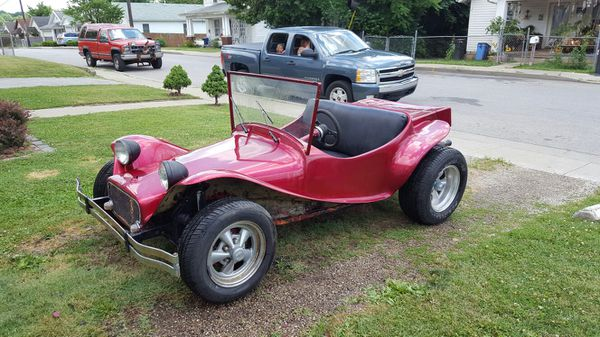 Berry Mini T Roadster 2 Seater Vw Dune Buggy For In Lexington Ky Offerup