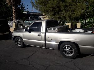 2002 chevy silverado for Sale in Las Vegas, NV