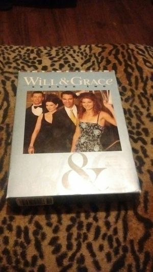 Season 2 will and grace for Sale in Nashville, TN