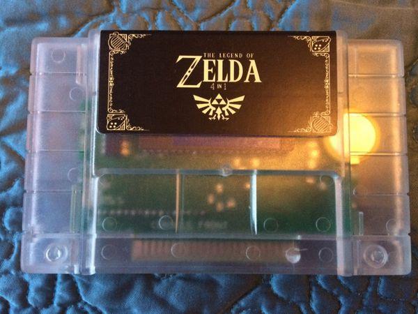 Legend of Zelda (SNES) for Sale in Saint Clairsville, OH - OfferUp