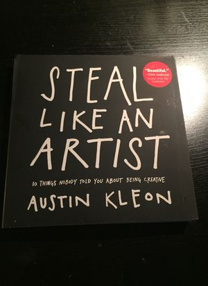 Steal like an artist for Sale in Portland, OR