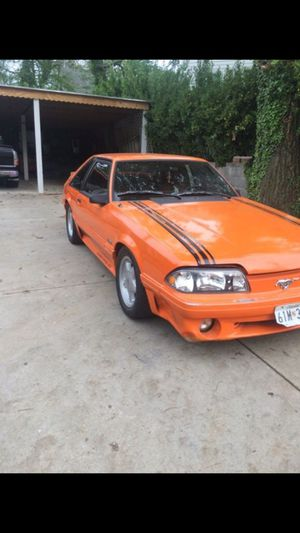 Mustang 1991 trades for a Honda or best offer for Sale in Hyattsville, MD
